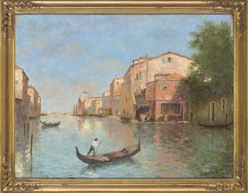 G. Rosselli (ITALIAN, 20TH CEN