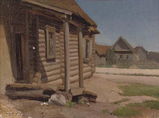 Sergei Alekseevich Korovin (Russian, 1858-1908)