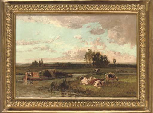 Alfred Bennett (British, fl.18