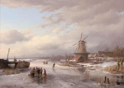 Anton Braakman (Dutch, 1811-18
