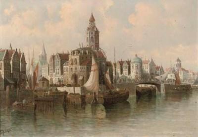 August von Siegen (German, b.1