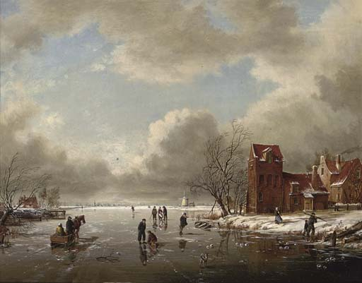 Circle of Charles Leickert (Dutch, 1816-1907)