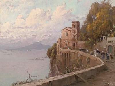 Nicolo de Corsi (Italian, 1882