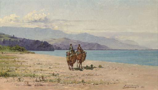 Richard Karlovich Zommer (Russian, 1866-1939)