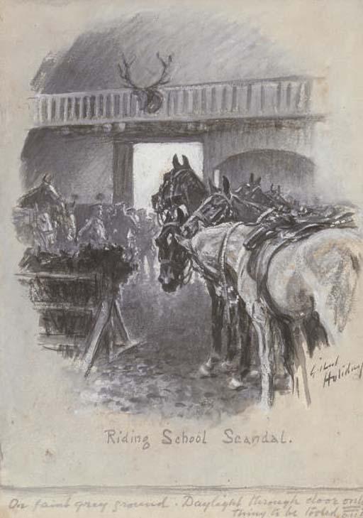 Gilbert Joseph Holiday (Britis