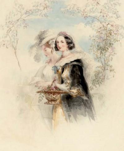 Thomas Uwins, R.A. (1782-1857)