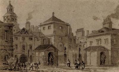 Circle of George Pyne (1800-18