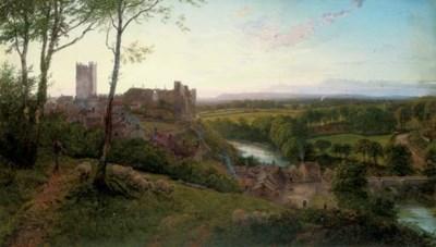 George Shalders, N.W.S. (1826-