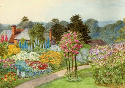 Attributed to Albert Goodwin,