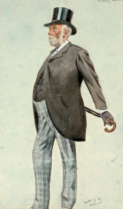 Sir Leslie Matthew Ward 'Spy'