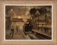 Paddington Station, 1948.