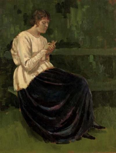 Derwent Lees (British, 1885-19