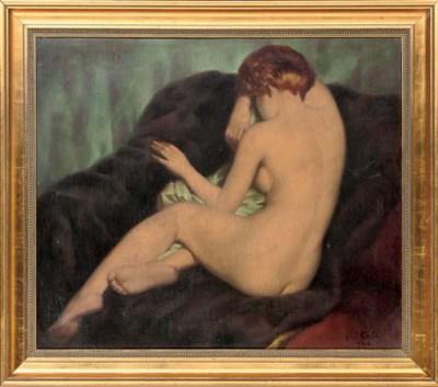 René Caty (French, c.1902)
