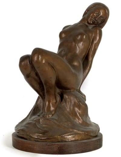 Benno Schotz (Estonian, 1891-1