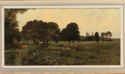 Sidney Pike (BRITISH, exh.1880