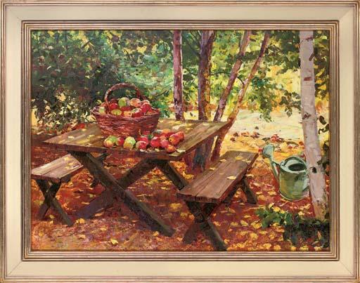 Autumnal harvest