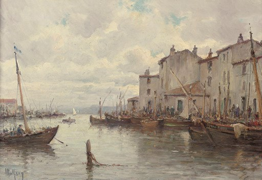 Charles-Henry Malfroy (French,