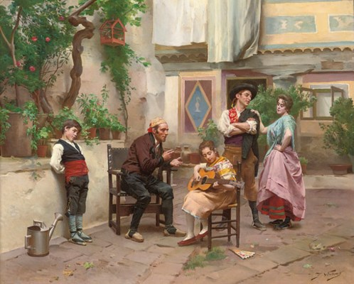 Jules Worms (French, 1832-1914