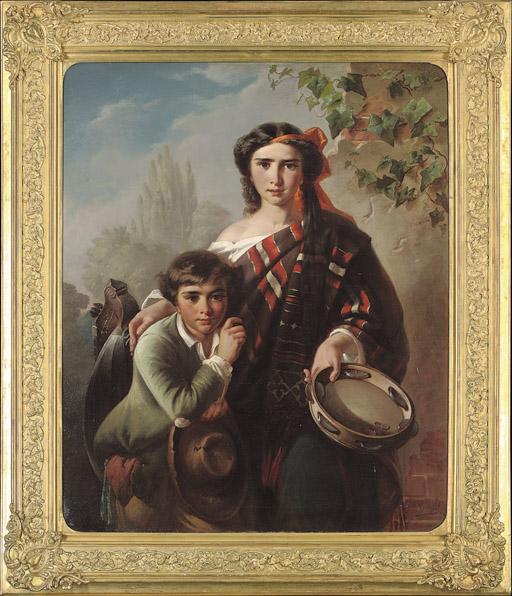 Carl Adolf Gugel (German, 1820