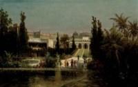 Garden in Constantinople