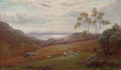 A peep of Windermere, Westmorland