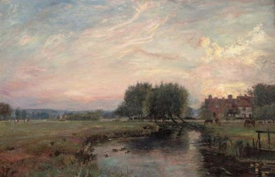 John William Buxton Knight, R.