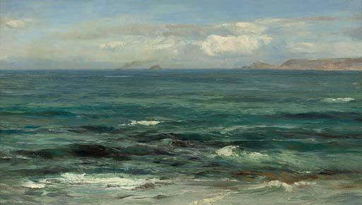 The Cornish Sea