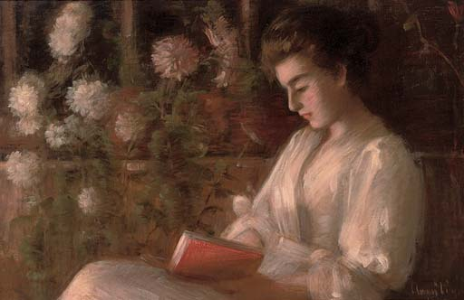 A quiet read