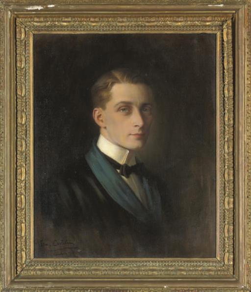 Ernest Castelein (BRITISH, 188