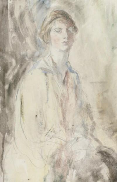Ambrose McEvoy, A.R.A. (Britis