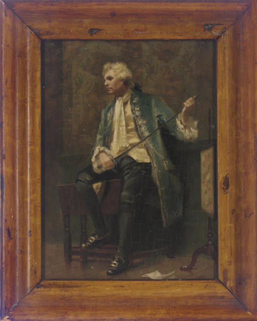 Jean Charles Meissonier (FRENC