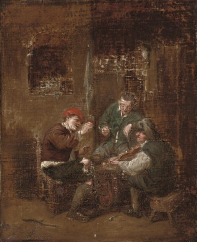 Manner of David Teniers II