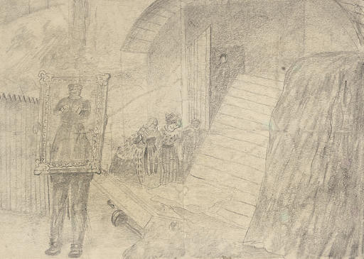 Sir Stanley Spencer, R.A. (Bri