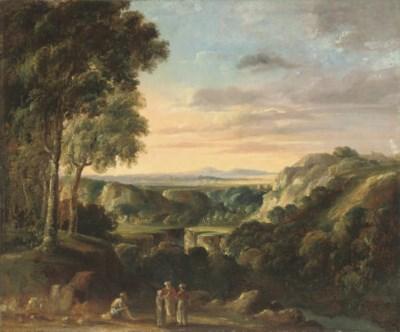 Manner of Jan Frans van Bloeme