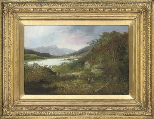 W. Richards (British, 19th Cen