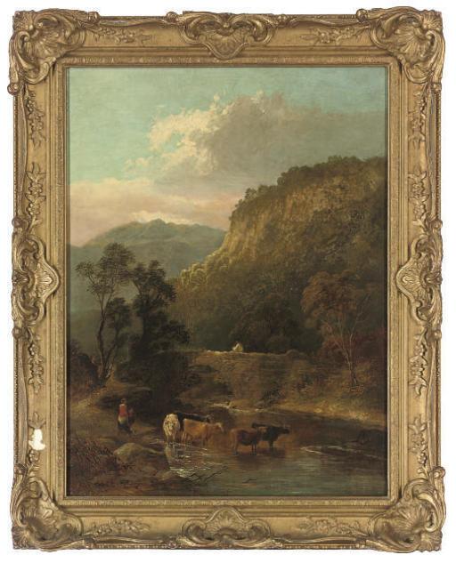 Thomas Whittle (British, fl.18