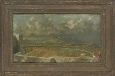 Sir Charles John Holmes, N.E.A