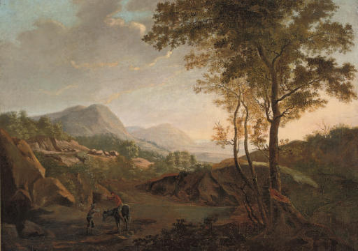 Manner of Claude Lorrain