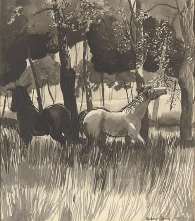 Richard Carline (British, 1896