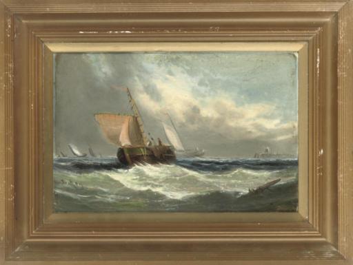 J. Ray (British, 19th Century)