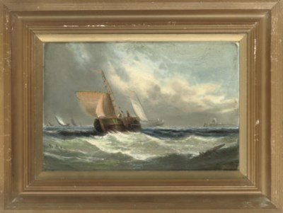 J. Ray (British, 19th Century)