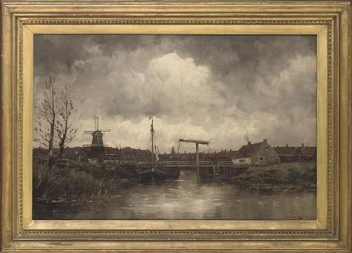 Jan van Couver (DUTCH, 1836-19