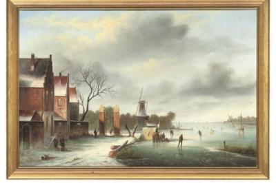 W. de Jong (Dutch, 19th Centur