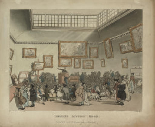 After Pugin and Rowlandson