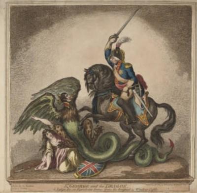 James Gillray (1756-1815)
