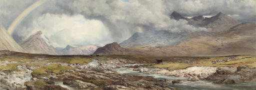 Paul Jacob Naftel, R.W.S. (1817-1891)