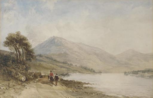 William Leighton Leitch, R.I. (1804-1883)