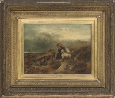 George Armfield (British, 1840