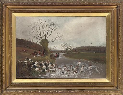 Sylvester Martin (British, 185