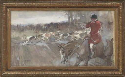 George Denholm Armour (British